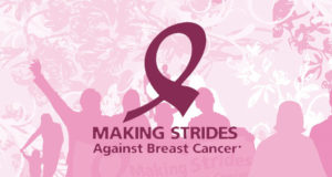 Making Strides - Against Breast Cancer